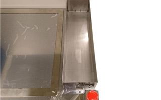 精度と効率にこだわったチップ廃棄BOX
