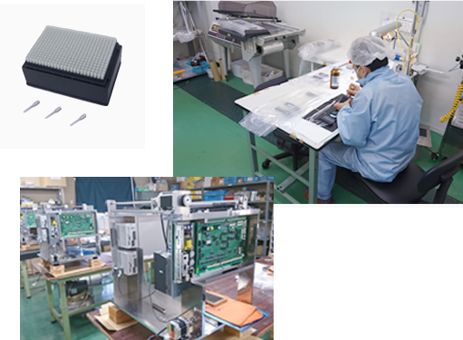 Advanced technical capabilities and extensive experience