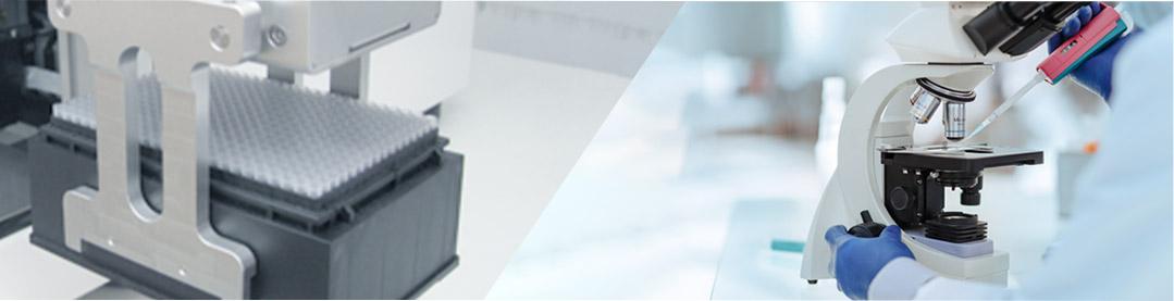 臨床検査における検体サンプリングを自動化したい